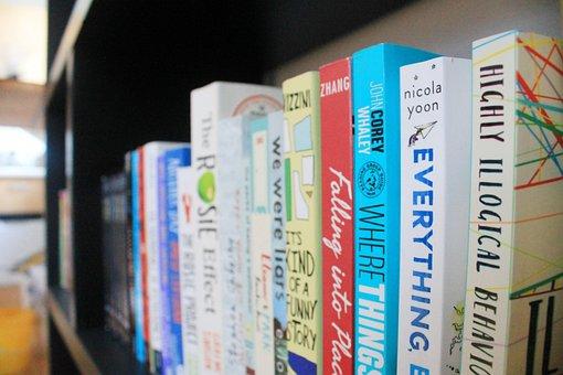 Books, Shelf, Bookshelf, Book, Read, Literature
