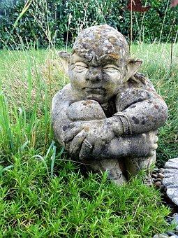 Gnome, Culture, Art, Garden