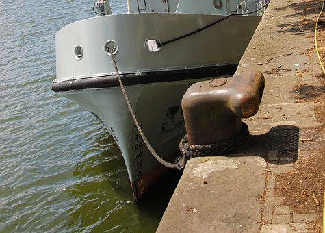 Cleat, Ship, Boat, Nautical, Pier, Dock, Deck