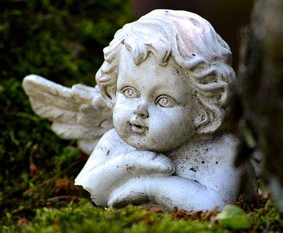 Angel, Figure, Harmony, Faith, Art, Hope, Dreaming