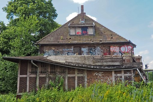 Lost Places, Leave, Decay, Old, Lapsed, Ruin, Forget