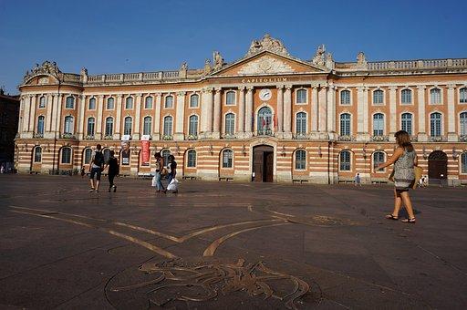 Toulouse, Place, Parliament