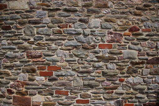 Stone, Wall, Texture, Pattern, Old, Rock, Architecture
