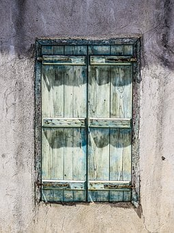 Window, Wooden, Old, Aged, Weathered, Rusty, Decay