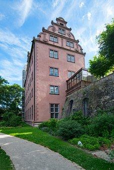 Castle, Darmstadt Hesse, Germany, Stadtschloss