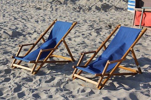 Borkum, Summer, Mood, Coast, Sunset, Beach, Nature