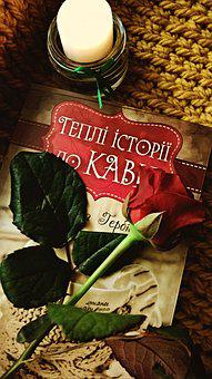 Tepl, History, To, Kavi, Book, Candle, Rose, Romance