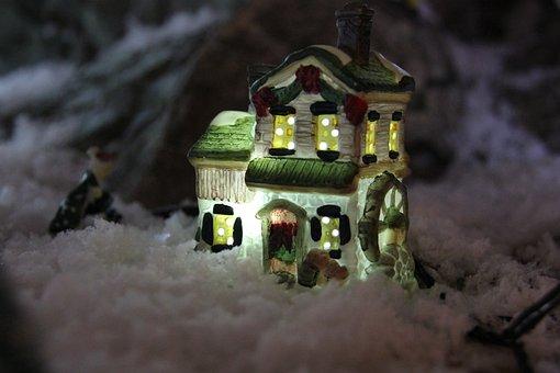 Snow, Winter, Winter Landscape