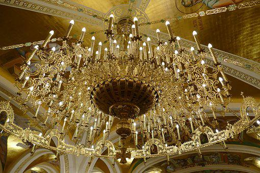 Belgrade, Serbia, Capital, Candlestick, Lamp