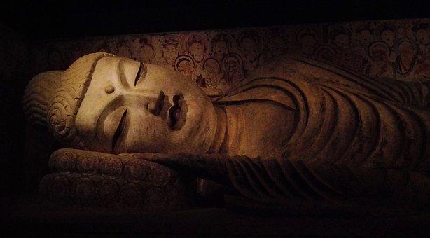 And, Buddha, Like