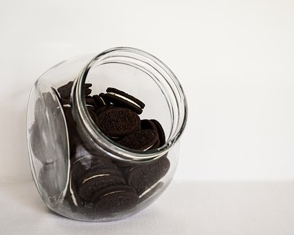 Cookie Jar, Food, Snacks