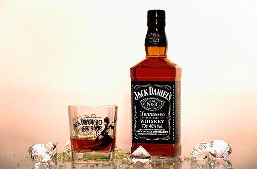 Jack, Daniels, Whisky