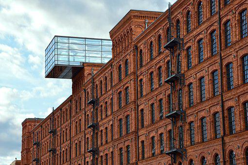 Architecture, Buildings, Perspective, Facade