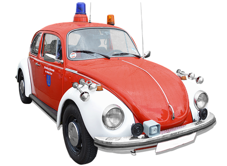 Vw 1302, Beetle, Fire, Vehicles, Fire Truck