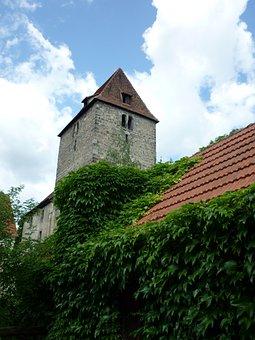 Fortified Church, Culture, In Leutra, St Nicholas