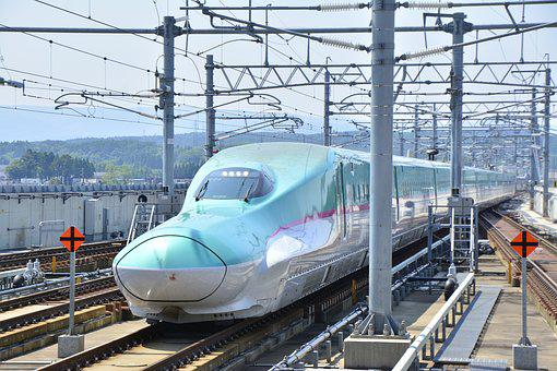 Shinkansen, Trains, Japan, Japanese, Travel, Station
