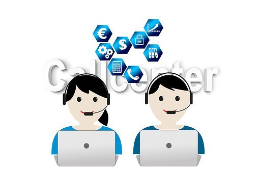 Call Center, Headset, Service, Consulting, Information