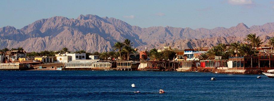 Egypt, Sharm El Shikh, Diving