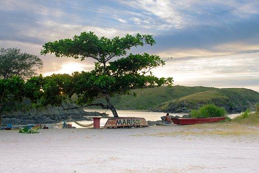 Cabo Frio, Strong Beach, Forte São Mateus