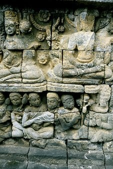 Borobudur, Indonesia, Temple, Travel, Asia, Java