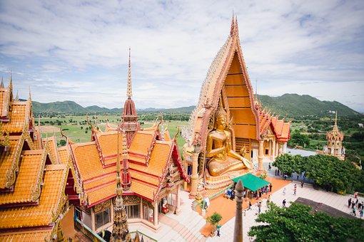 Temple, Buddha, Travel, Religion, Buddhism, Buddhist