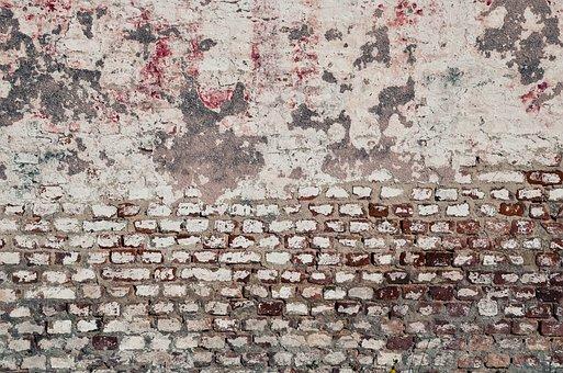 Wall, Brick, Brick Wall, Brick Wall Background, Old