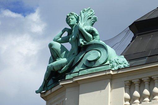 Vienna, Austria, Architecture, Downtown, Building