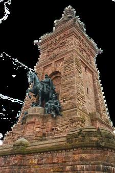 Kyffhäuser Monument, Barbarossa Monument