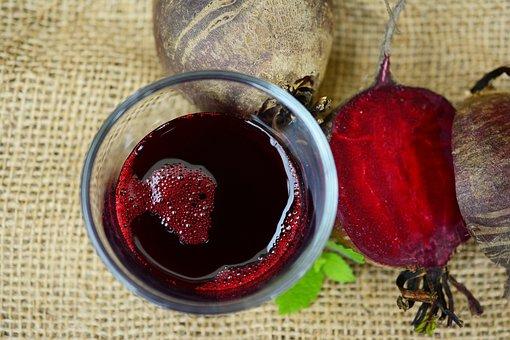 Beetroot Juice, Juice, Beetroot, Vegetables, Healthy