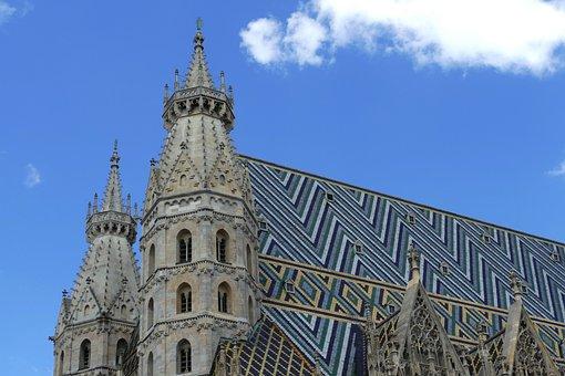 Vienna, Austria, Architecture, Church