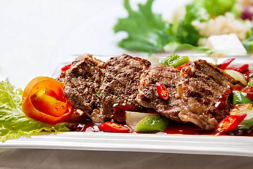 Recipe, Cooking, Beef, Meat, Restaurant, Dinner, Grill