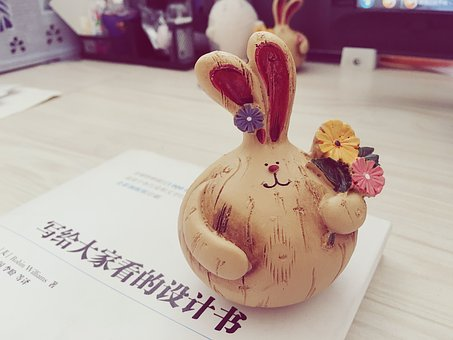 Still Life, Small Fresh, Decoration, Rabbit, Crafts