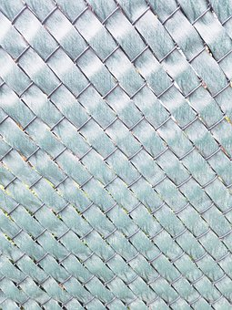 Fence, Weave, Blue, Background, Pattern, Woven, Outdoor