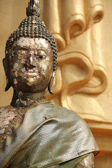 Thailand, Buddha, Hua Hin, Statue, Religion, Worship