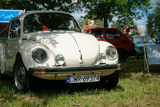 Beetle, Oldtimer, Retro Car, Historic Vehicle, Vw