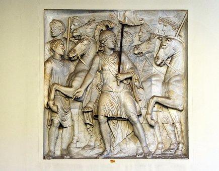 Italy, Rome, Vatican, Museum, Sculpture, Antique