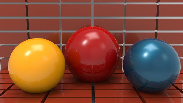 Ball, Background, Backgrounds, Decoration, Colorful