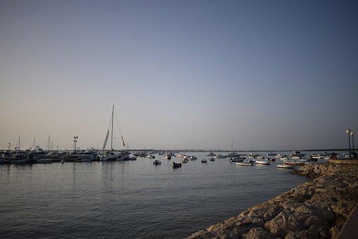 Chiclana, Sancti, Petri, Boats