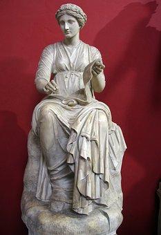 Italy, Vatican, Museum, Statue, Antique, Marble, Art