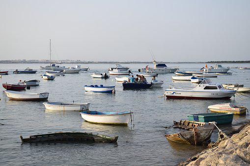 Sancti Petri, Chiclana, Port