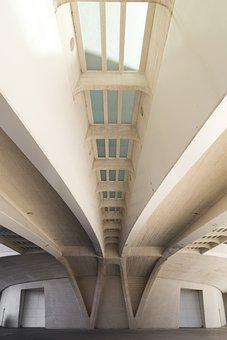 Valencia, Design, Architecture, Building, Decoration