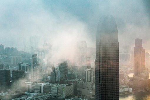 Construction, Xianggang, Financial, City