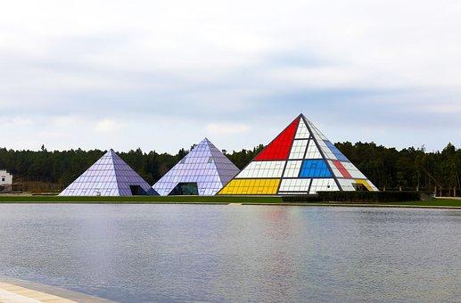 Pyramid, Changle, Network Dragon