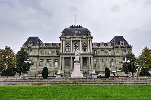 District Court, Lausanne, Vaud, Switzerland, Tribunal
