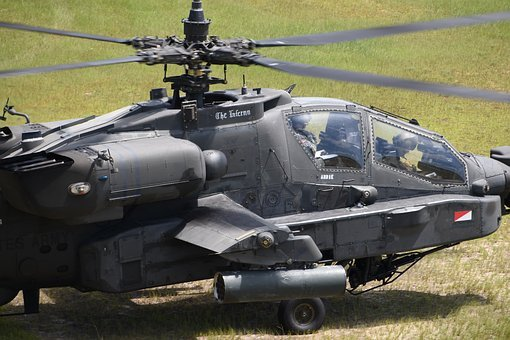 Ah-64d, Apache, Attack Helicopter, Helicopter, Aviation