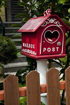 Mail Box, Tidings, Home, Letters, Mail, Delivery