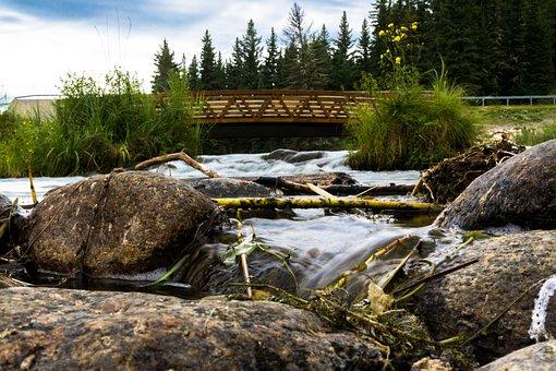Landscape, Bridge, Water, Nature, Tourism, River