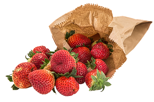 Strawberries, Fresh Fruit, Fruit, Red, Nature, Sweet