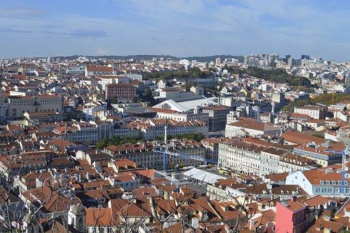 Christmas, Lisboa, Portugal, Travel, Lisbon, Europe
