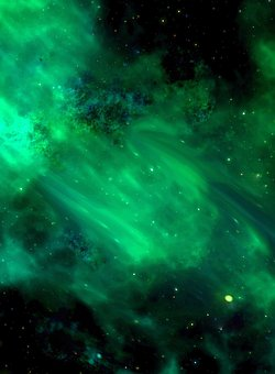 Space, All, Universe, Cosmos, Galaxy, Star, Background